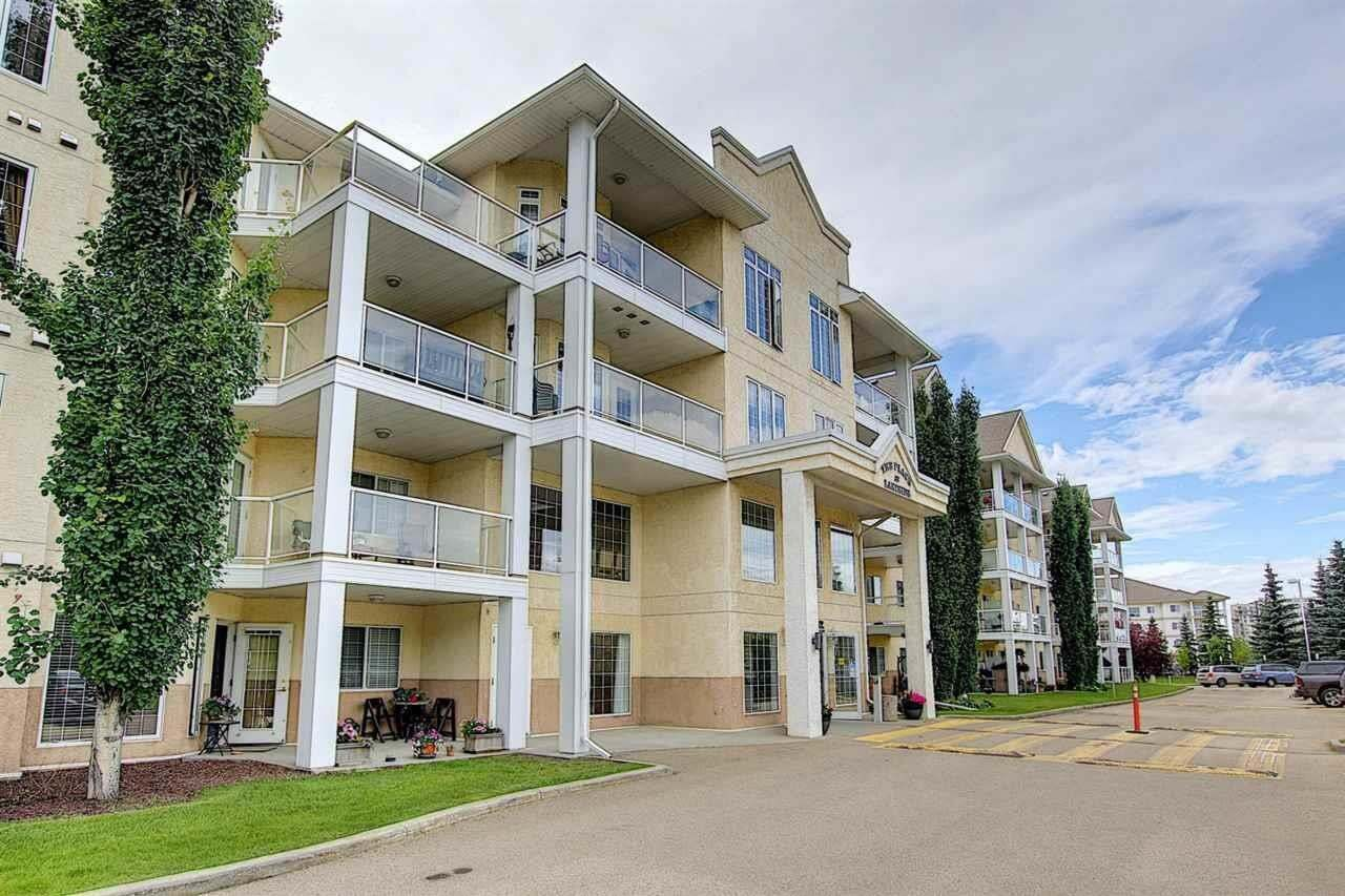 Condo for sale at 2741 55 St NW Unit 440 Edmonton Alberta - MLS: E4206200