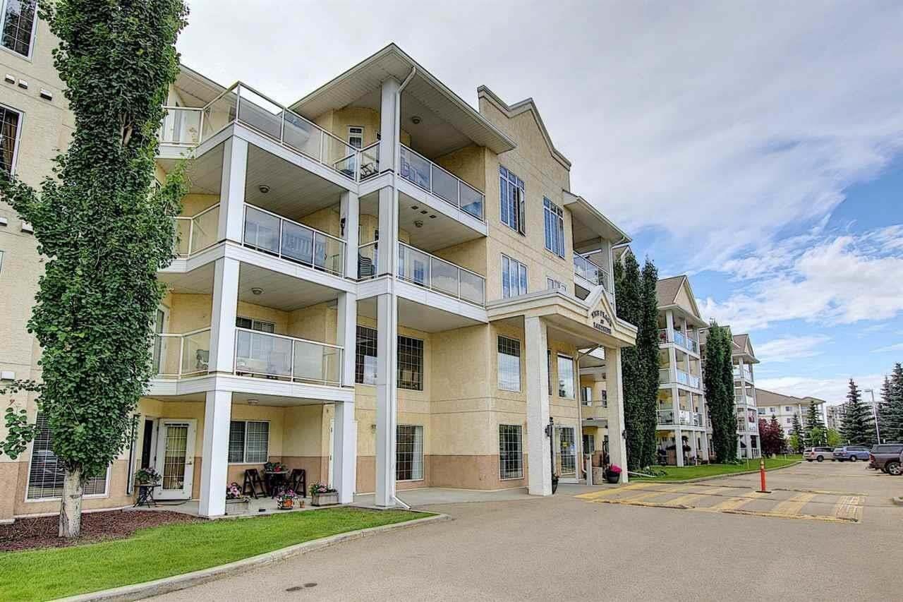 Condo for sale at 2741 55 St NW Unit 440 Edmonton Alberta - MLS: E4206200