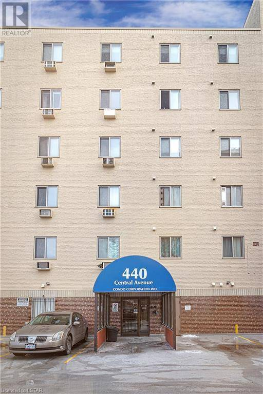 Condo for sale at 403 Central Ave Unit 440 London Ontario - MLS: 238171