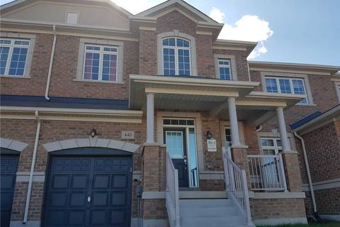 Townhouse for rent at 440 Wheat Boom Dr Oakville Ontario - MLS: W4566070