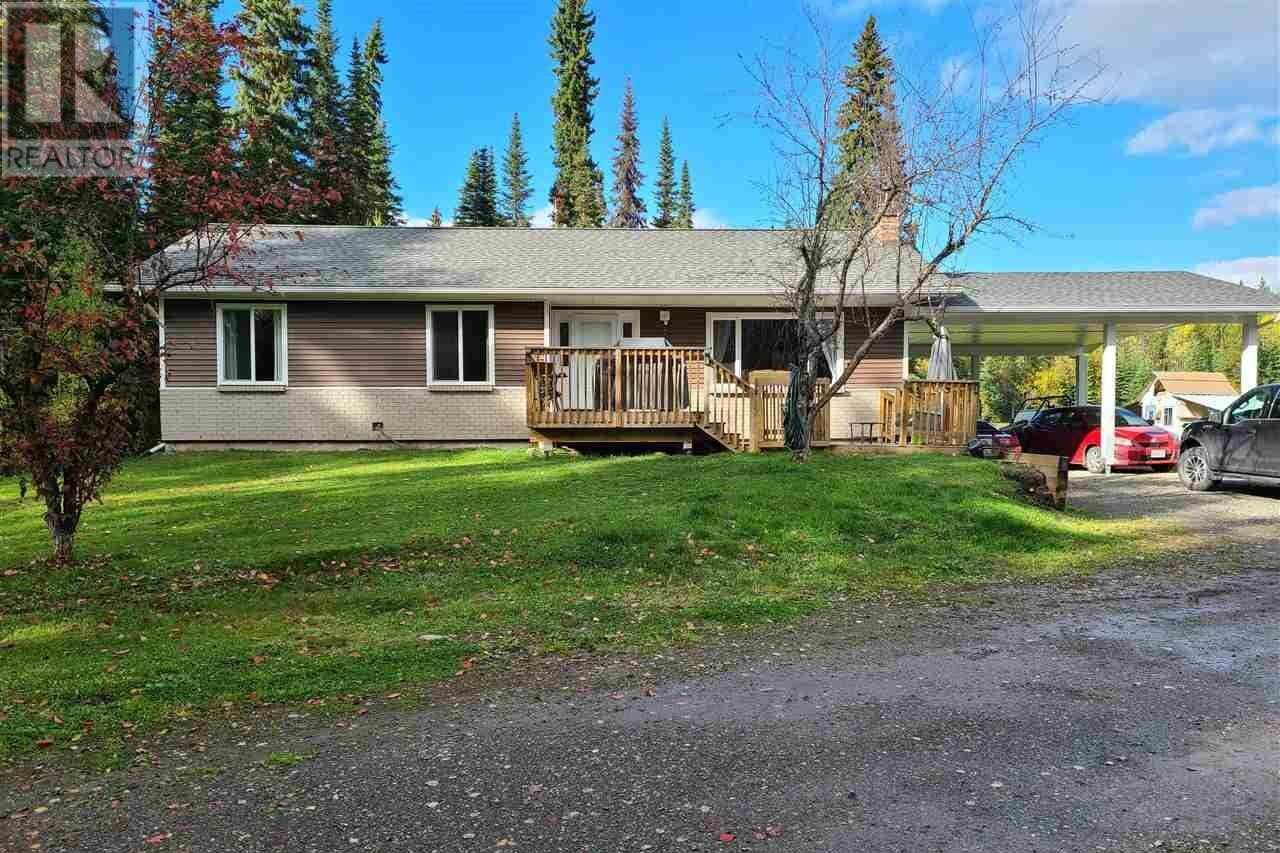 House for sale at 4400 Knoedler Rd Prince George British Columbia - MLS: R2502367