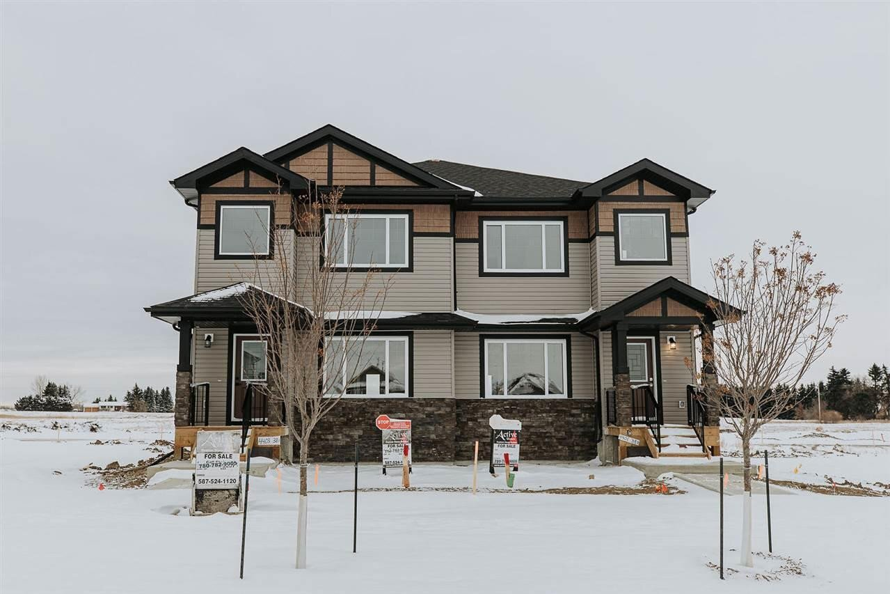 Townhouse for sale at 4401 38 St Beaumont Alberta - MLS: E4222623