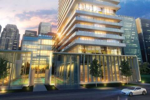 Apartment for rent at 50 Charles St Unit 4402 Toronto Ontario - MLS: C4393302
