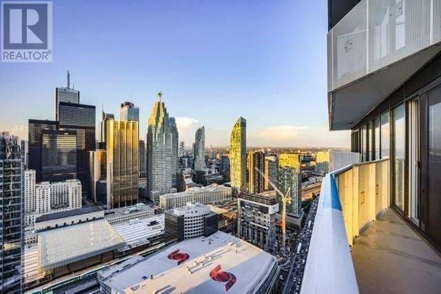 Apartment for rent at 100 Harbour St Unit 4403 Toronto Ontario - MLS: C4631534