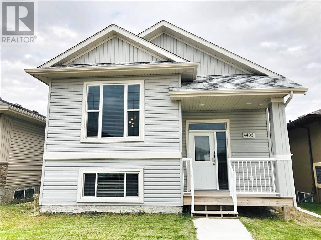 House for sale at 4403 75 St Camrose Alberta - MLS: ca0180723