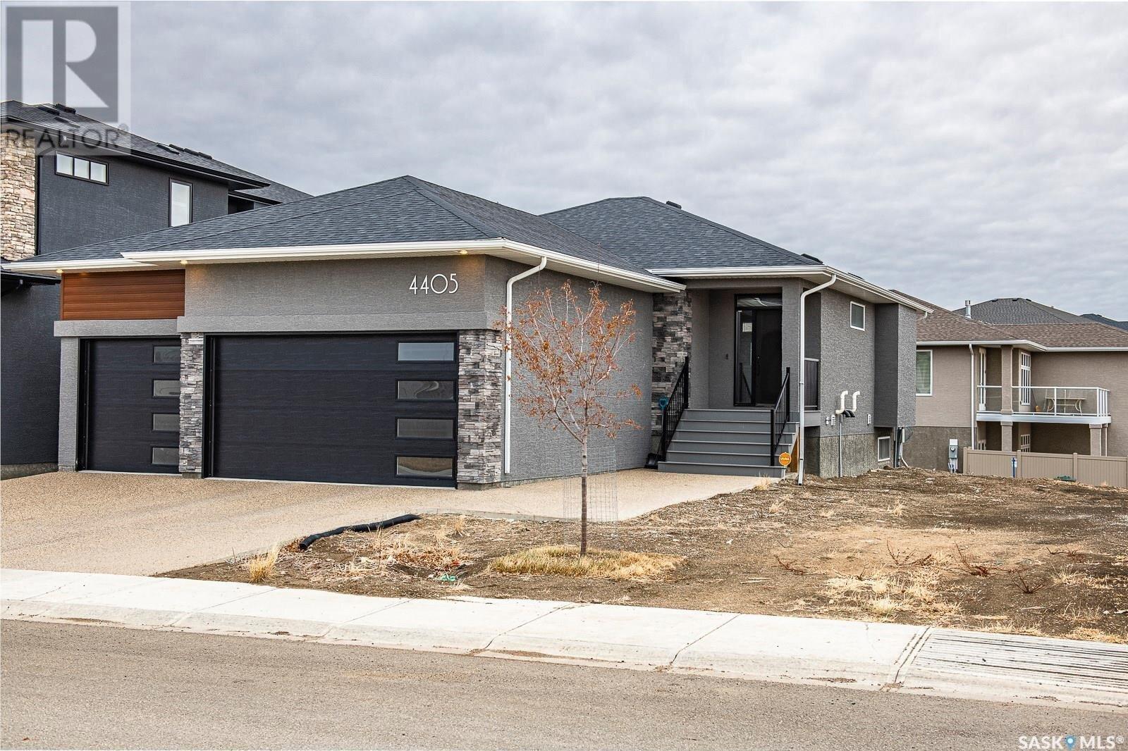 House for sale at 4405 Chuka Dr Regina Saskatchewan - MLS: SK833596