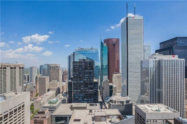 For Rent: 4407 - 180 University Avenue, Toronto, ON | 2 Bed, 3 Bath Condo for $7,500. See 14 photos!