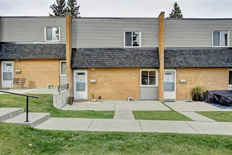 Townhouse for sale at 4407 33 Ave Southwest Calgary Alberta - MLS: C4272011