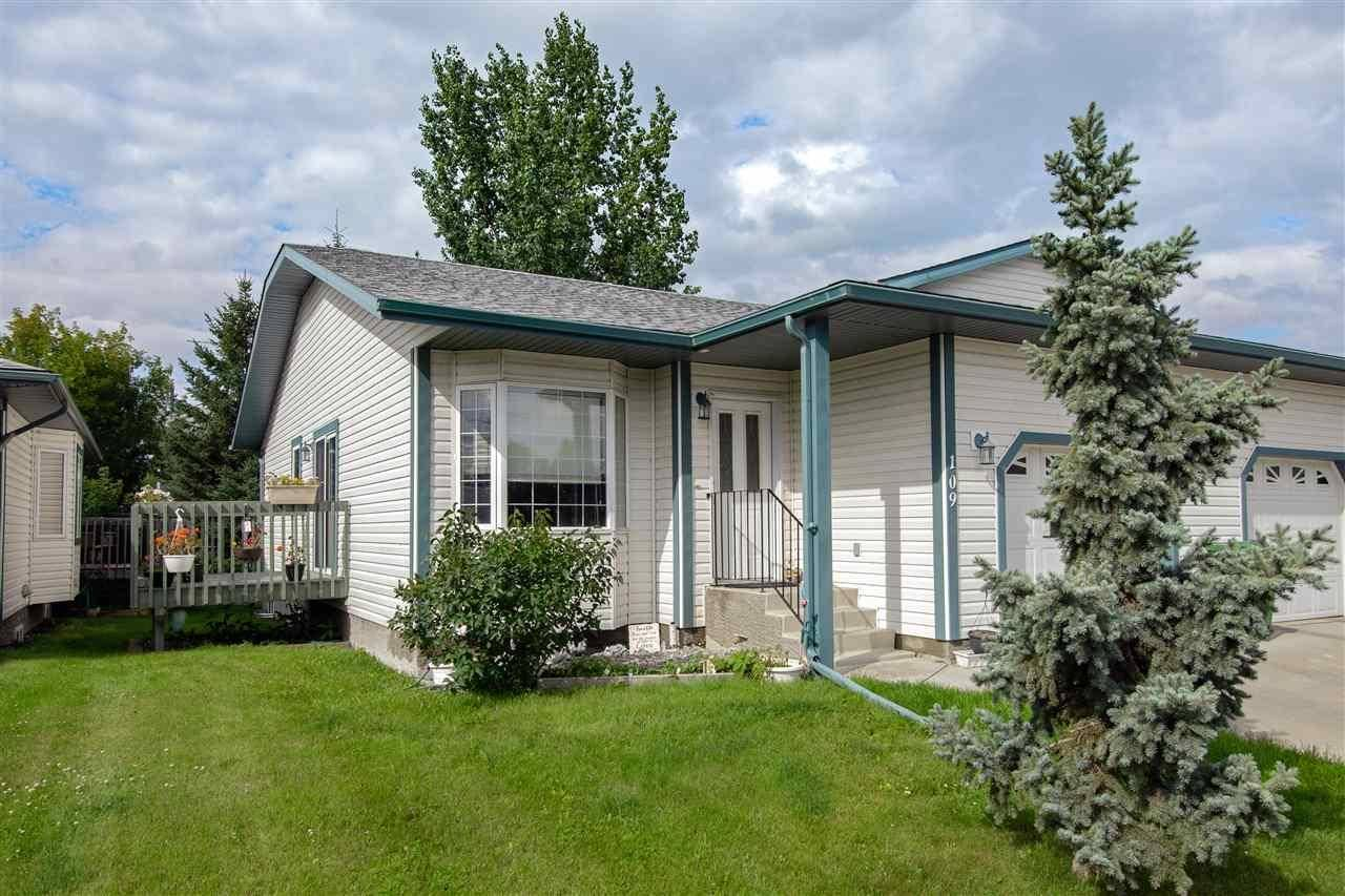 Townhouse for sale at 4407 45 Ave Bonnyville Town Alberta - MLS: E4169217