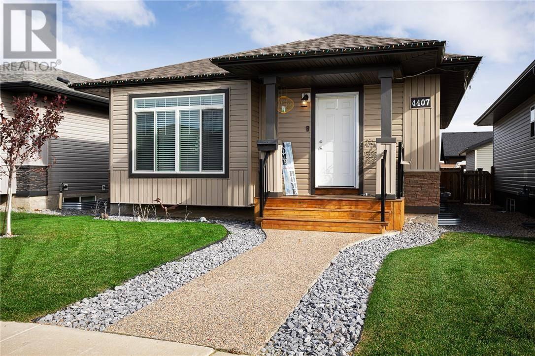 House for sale at 4407 74 St Camrose Alberta - MLS: ca0180721