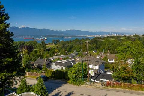 Home for sale at 4407 4th Ave W Vancouver British Columbia - MLS: R2428268