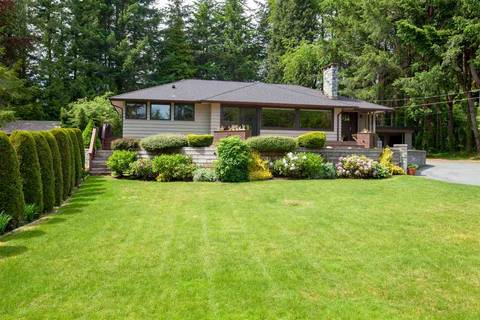 House for sale at 4407 Woodpark Rd West Vancouver British Columbia - MLS: R2371686