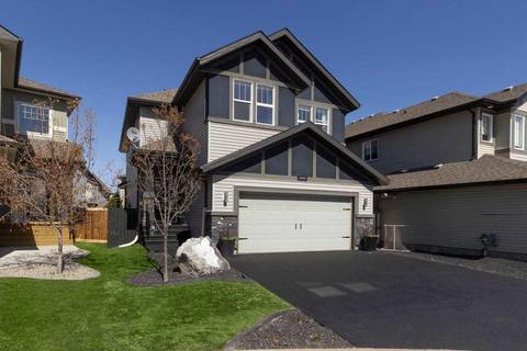 House for sale at 4408 Sunhaven Ct Sherwood Park Alberta - MLS: E4153926