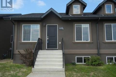 Townhouse for sale at 4408 73 St Camrose Alberta - MLS: ca0162403