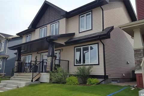 Townhouse for sale at 4409 Green Poplar Ln E Regina Saskatchewan - MLS: SK778514