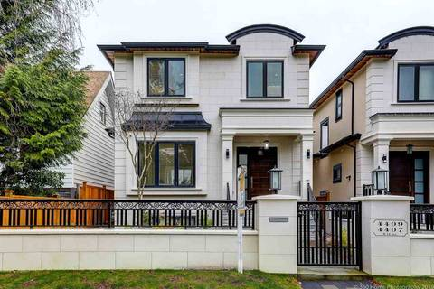 House for sale at 4409 16th Ave W Vancouver British Columbia - MLS: R2334280