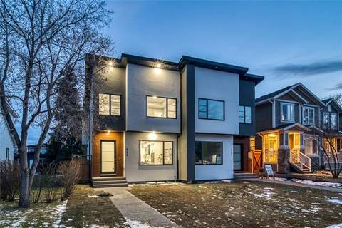 Townhouse for sale at 441 26 Ave Northwest Calgary Alberta - MLS: C4274843