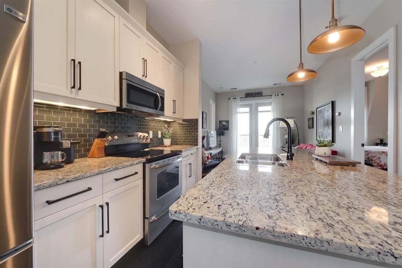Condo for sale at 6079 Maynard Wy NW Unit 441 Edmonton Alberta - MLS: E4213659
