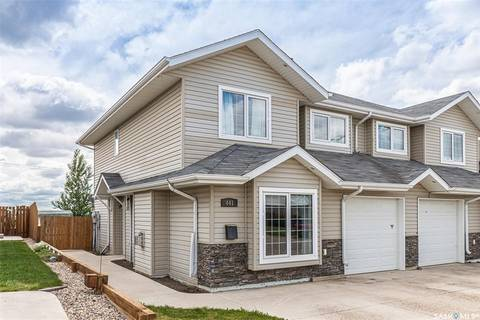 Townhouse for sale at 441 Brooklyn Cres Warman Saskatchewan - MLS: SK805844