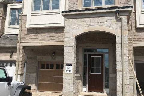 Townhouse for sale at 441 Izumi Gt Milton Ontario - MLS: W4535786