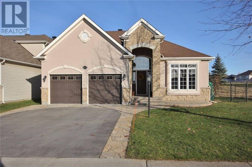 House for sale at 441 Kilmarnock Wy Ottawa Ontario - MLS: 1176981