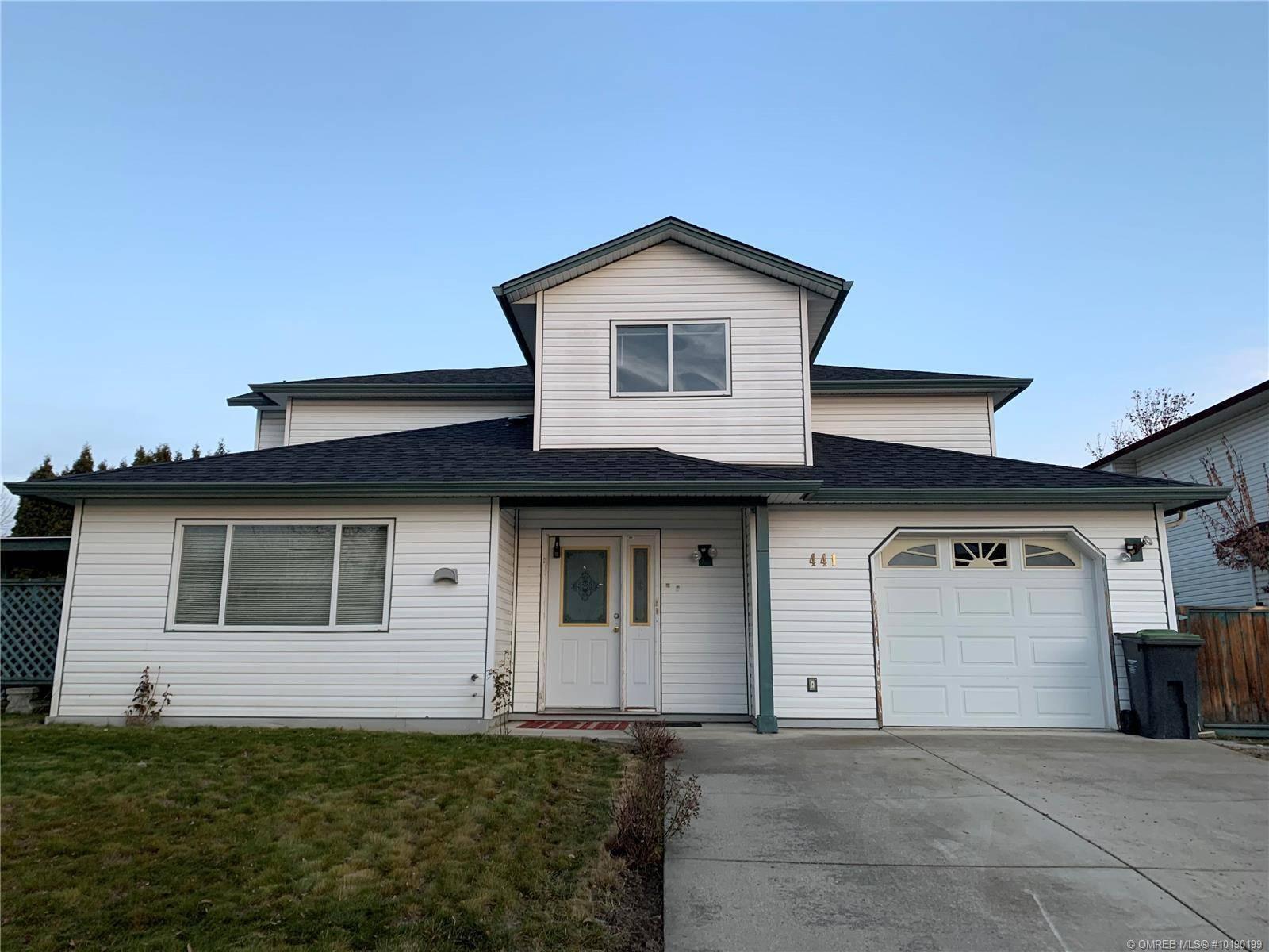 Townhouse for sale at 441 Murray Cres Kelowna British Columbia - MLS: 10190199