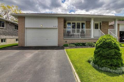 House for sale at 441 Orsi Ave Bradford West Gwillimbury Ontario - MLS: N4539590