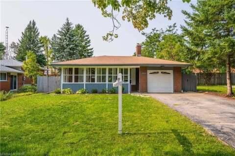 House for sale at 441 Tamarack Dr Waterloo Ontario - MLS: X4917182
