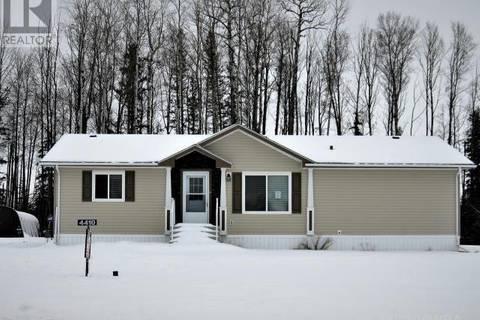 House for sale at 4410 Caribou Cres Wabasca-desmarais Alberta - MLS: 48907