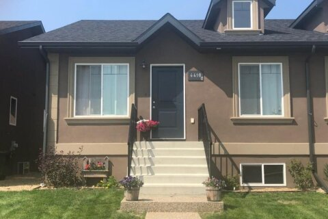 Townhouse for sale at 4410 73 St Camrose Alberta - MLS: CA0189777