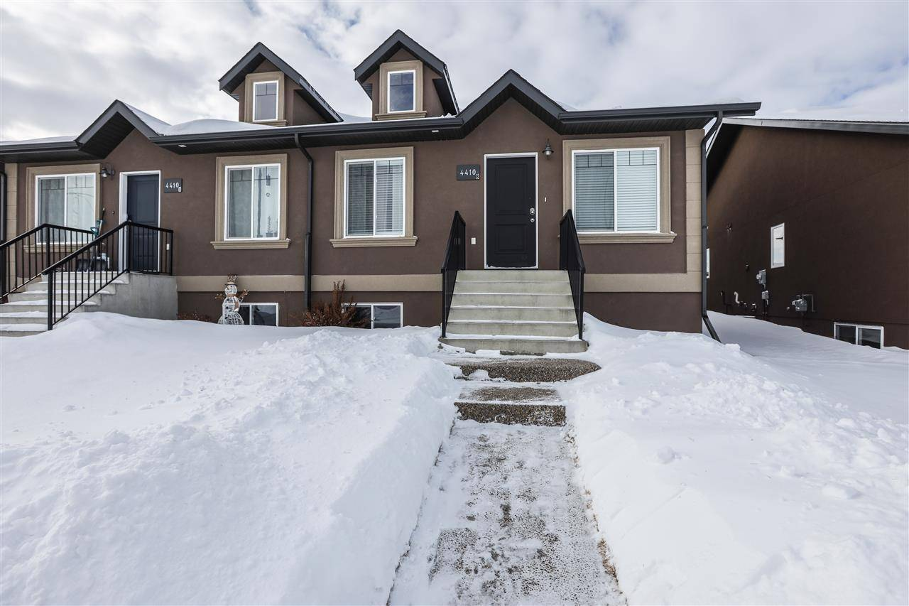 Townhouse for sale at 4410 73 St Camrose Alberta - MLS: E4188025