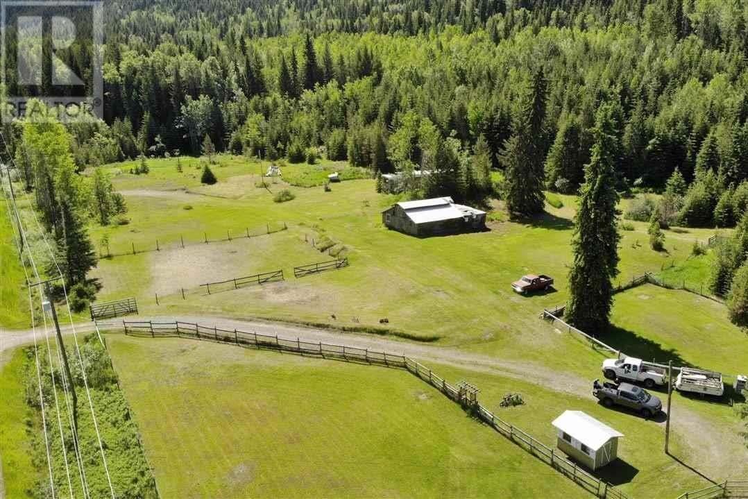 House for sale at 4411 Canim Hendrix Lake Rd Canim Lake British Columbia - MLS: R2471164