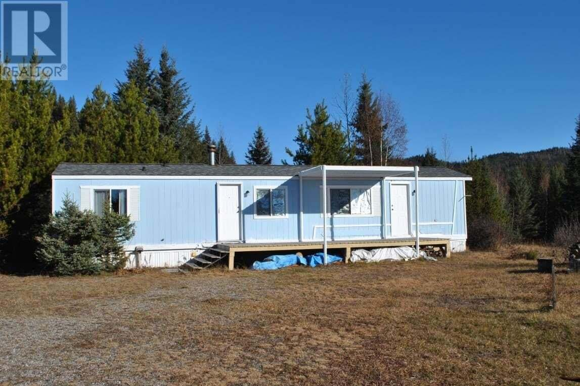 Home for sale at 4411 Horsefly-quesnel Lake Rd Horsefly British Columbia - MLS: R2483744
