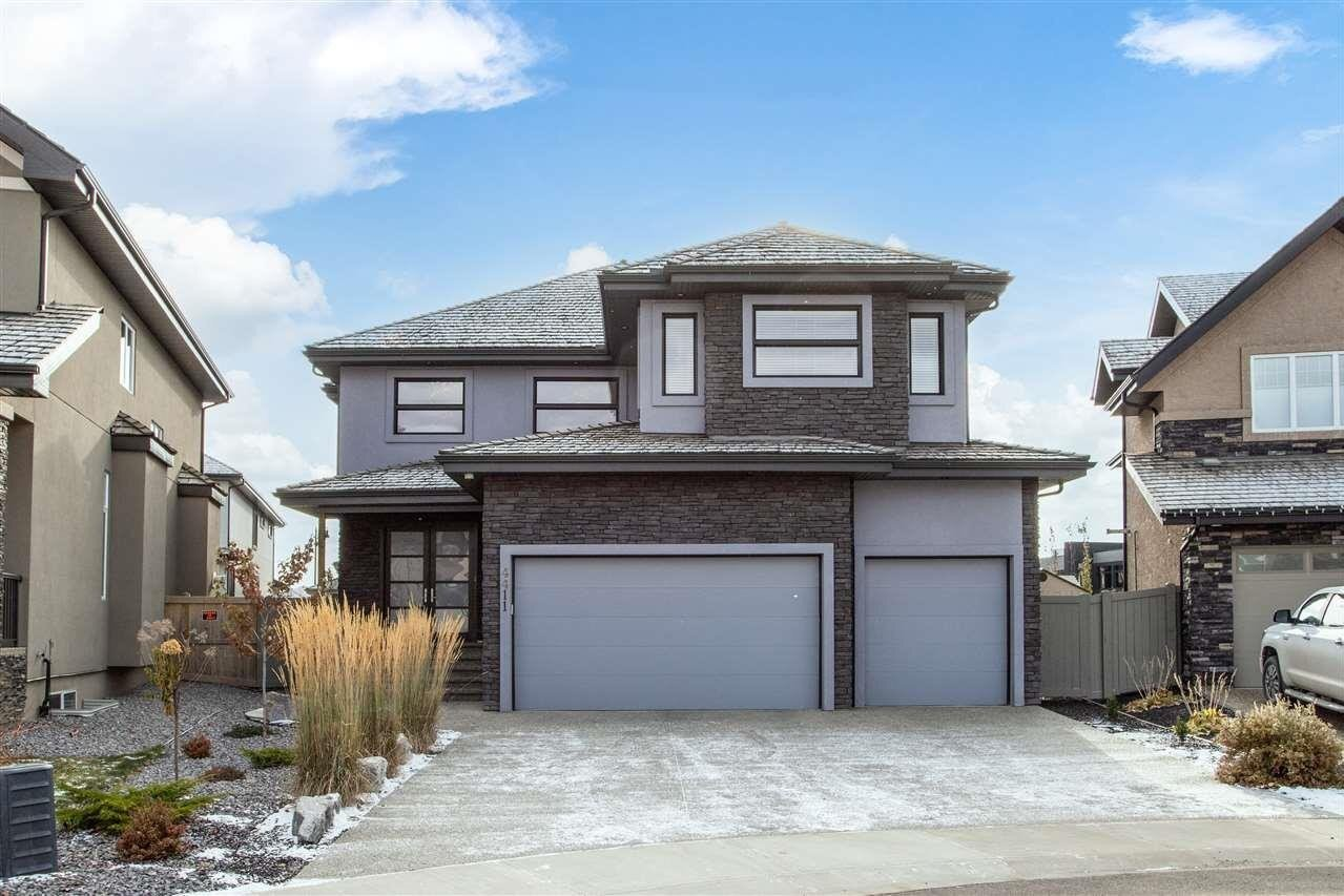 House for sale at 4411 Westcliff Cs SW Edmonton Alberta - MLS: E4220441
