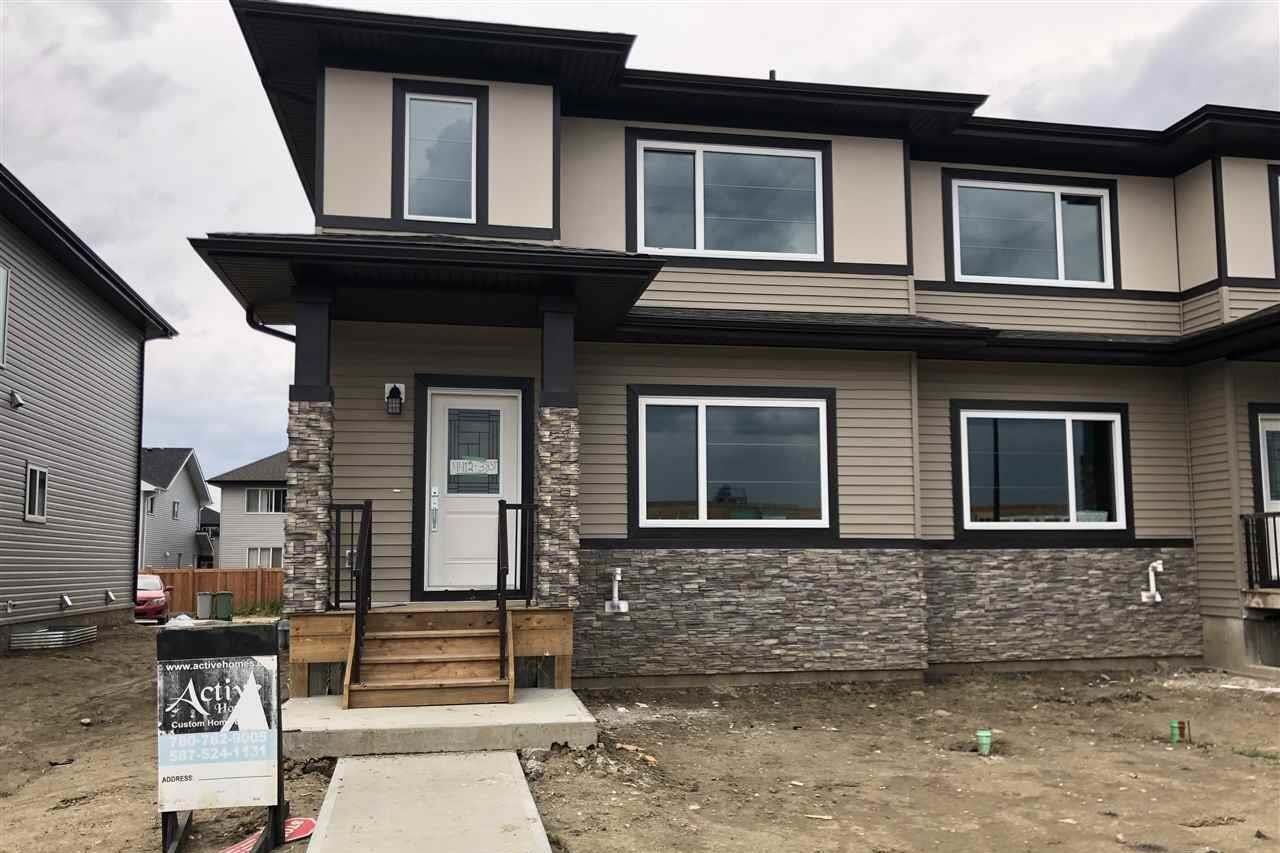 Townhouse for sale at 4412 38 St Beaumont Alberta - MLS: E4210701