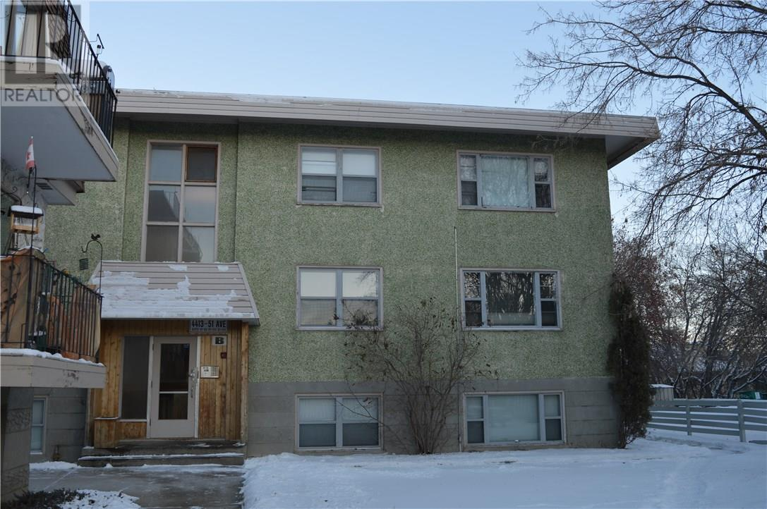 For Sale: 4413 - 51 Avenue , Red Deer, AB | 0 Bath Townhouse for $1,599,000. See 22 photos!