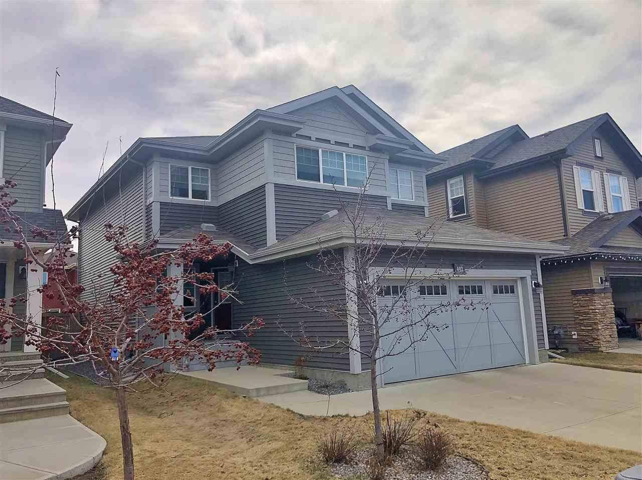 House for sale at 4413 Crabapple Landng Sw Edmonton Alberta - MLS: E4189346