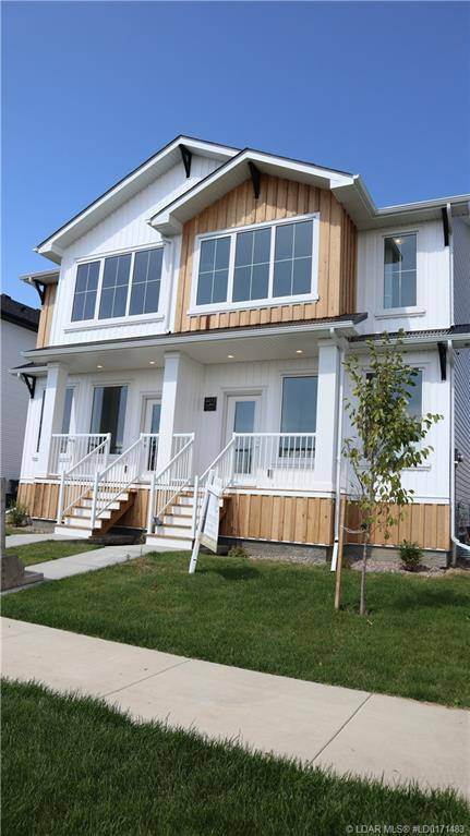 Townhouse for sale at 4413 Fairmont Gt S Lethbridge Alberta - MLS: LD0171483