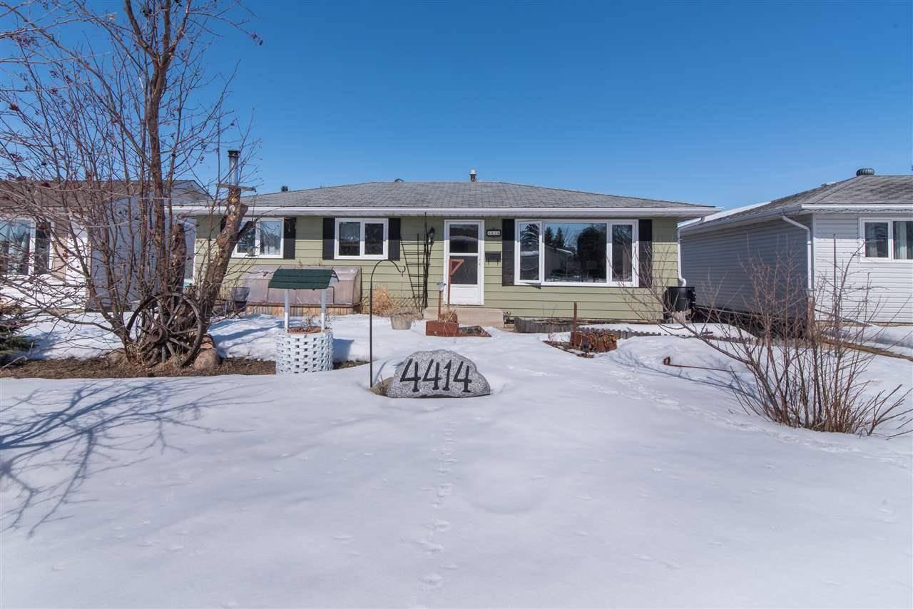 House for sale at 4414 42b Ave Leduc Alberta - MLS: E4193884