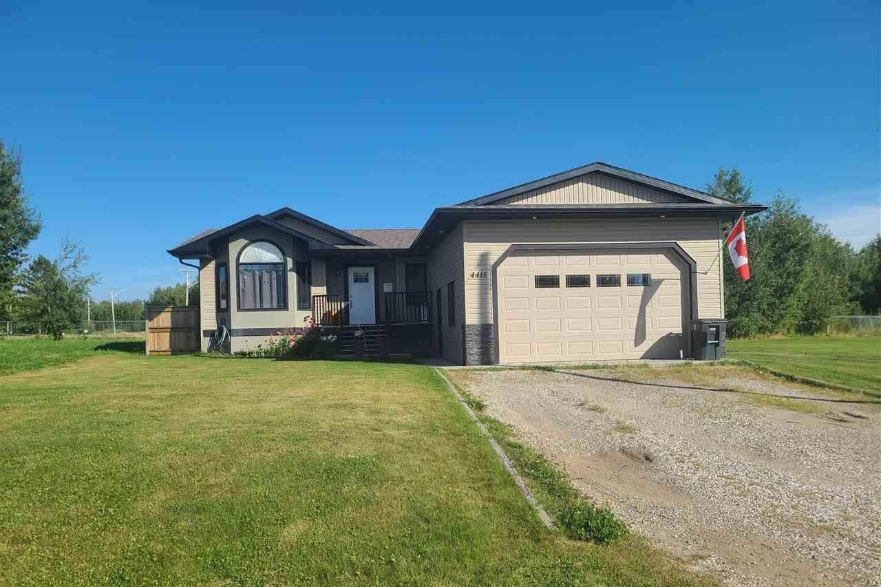 House for sale at 4415 43 Ave Rural Lac Ste. Anne County Alberta - MLS: E4212927