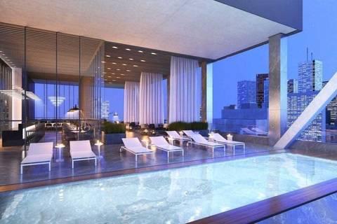 Apartment for rent at 488 University Ave Unit 4415 Toronto Ontario - MLS: C4693848