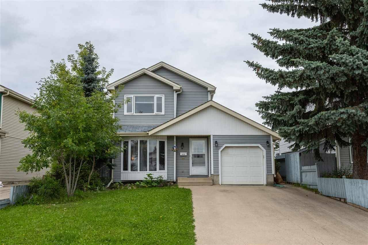 House for sale at 4416 32 Ave Nw Edmonton Alberta - MLS: E4169438