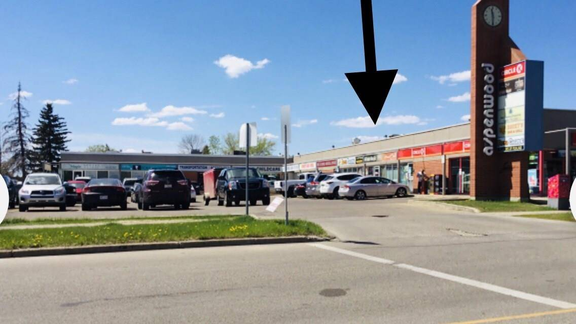 Commercial property for lease at 4416 36 Ave Nw Edmonton Alberta - MLS: E4172486