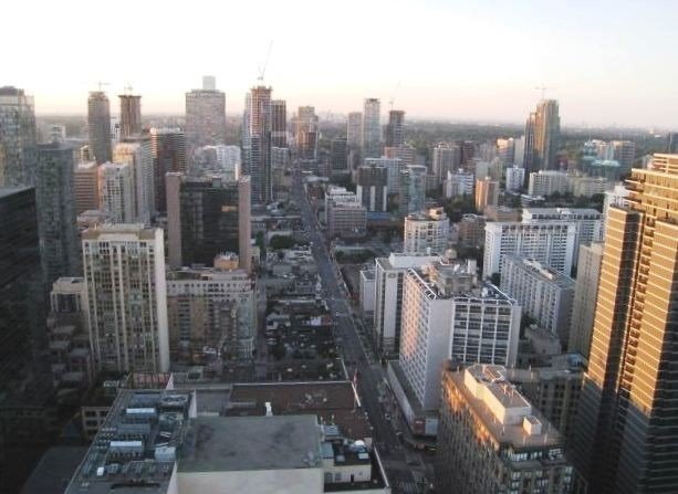 For Rent: 4416 - 386 Yonge Street, Toronto, ON | 2 Bed, 2 Bath Condo for $2200.00. See 16 photos!