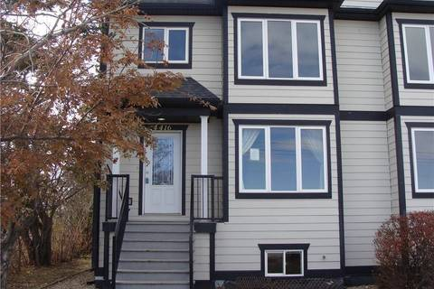 Townhouse for sale at 4416 46 Ave Olds Alberta - MLS: C4275155