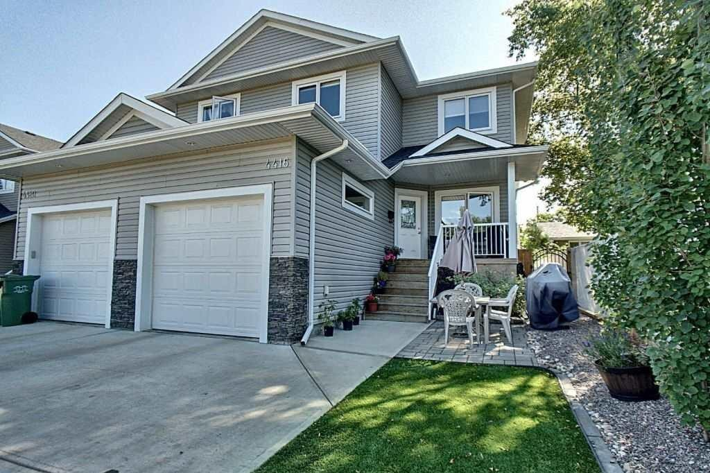 Townhouse for sale at 4416 48a St Leduc Alberta - MLS: E4221523