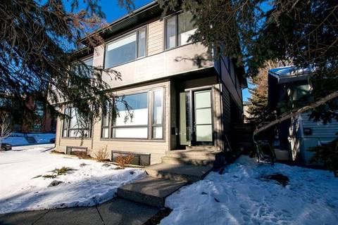 Townhouse for sale at 4419 17 St Southwest Calgary Alberta - MLS: C4232789