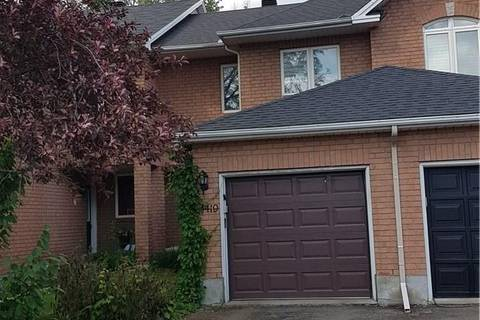 Townhouse for sale at 4419 Ashcroft Ct Ottawa Ontario - MLS: 1160499
