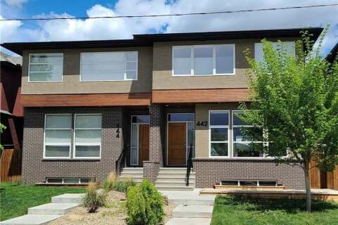 Townhouse for sale at 442 25 Ave NW Calgary Alberta - MLS: C4293249