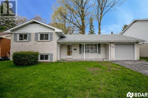 House for sale at 442 Barrie Rd Orillia Ontario - MLS: 30736087